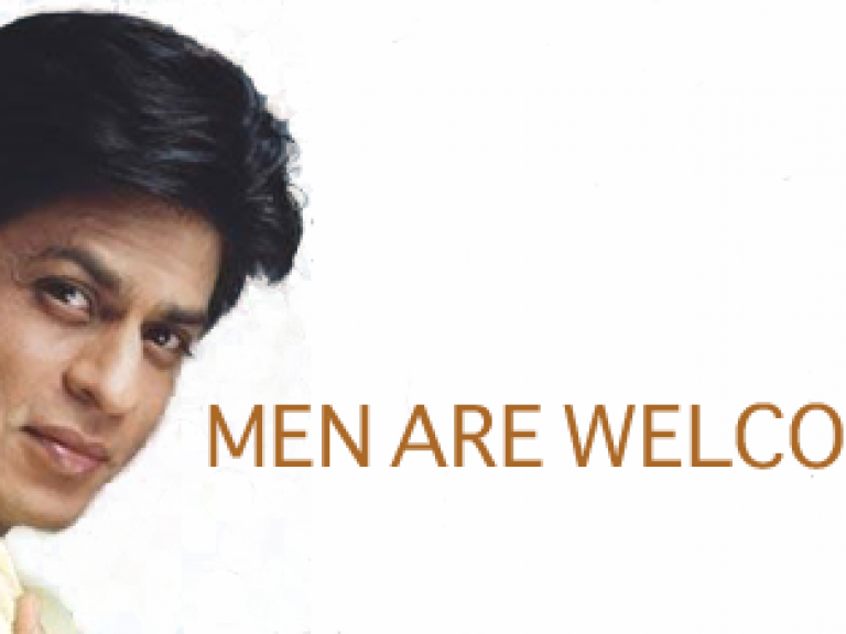 Men Are Welcome